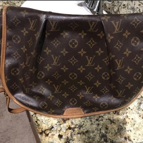 bb33d2a9451c Louis Vuitton Handbags - Louis Vuitton Menilmontant MM - Discontinued